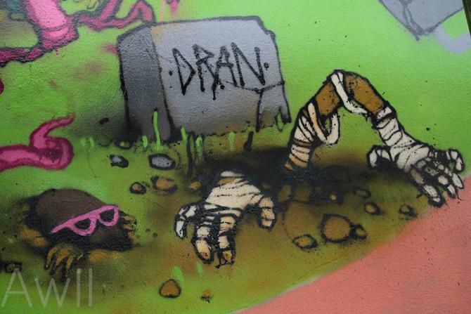 Basme urbane cu Da Mental Vaporz - Poza 4