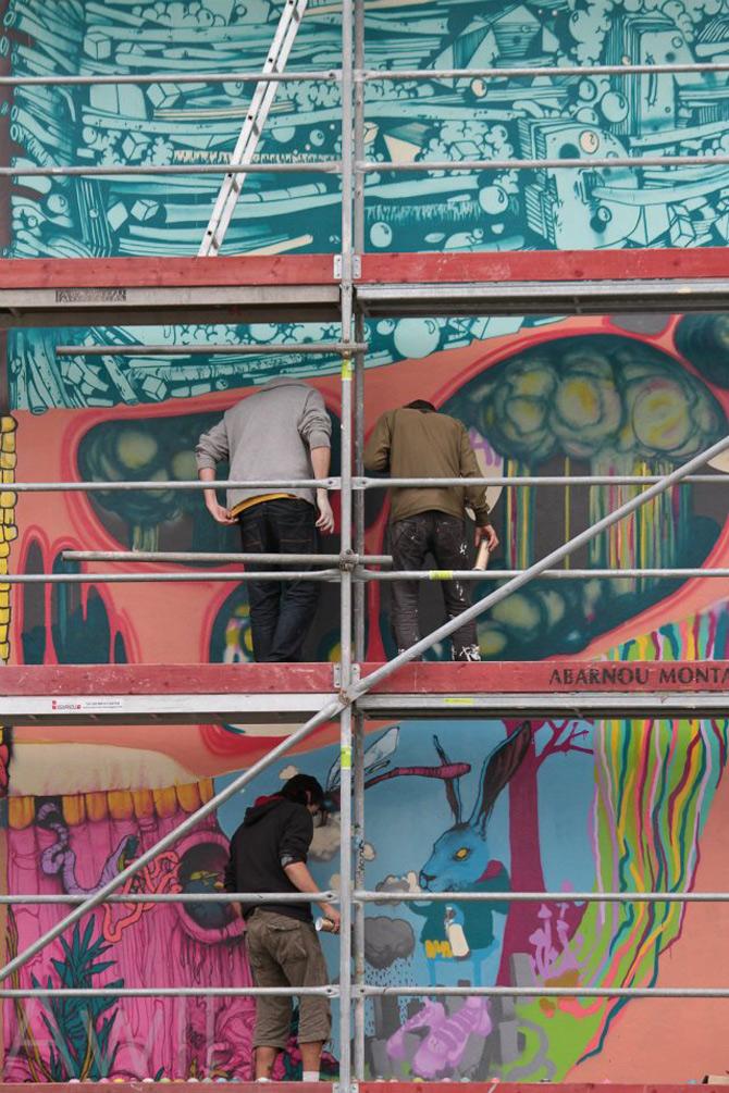 Basme urbane cu Da Mental Vaporz - Poza 12