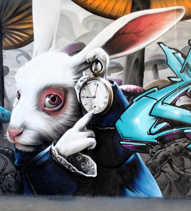 Graffiti pentru intelectuali, cu SmugOne - Poza 1