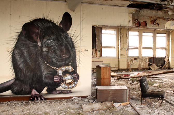 Graffiti pentru intelectuali, cu SmugOne - Poza 2