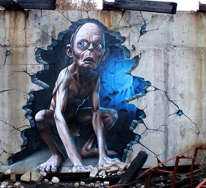 Graffiti pentru intelectuali, cu SmugOne - Poza 3