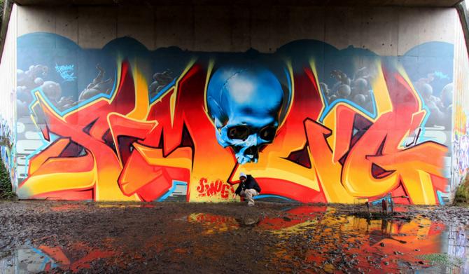 Graffiti pentru intelectuali, cu SmugOne - Poza 4