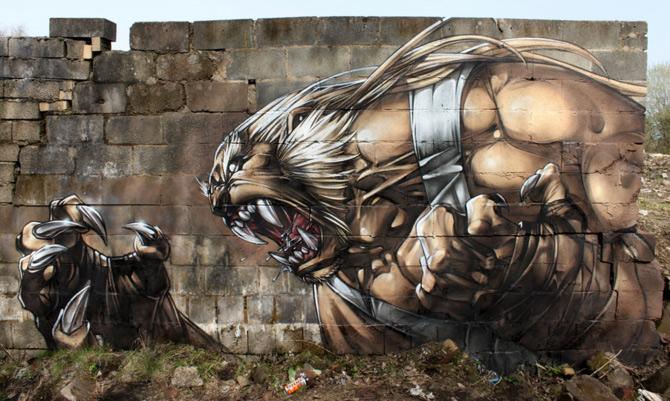 Graffiti pentru intelectuali, cu SmugOne - Poza 5