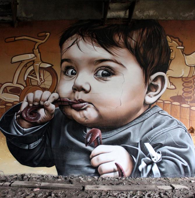 Graffiti pentru intelectuali, cu SmugOne - Poza 7