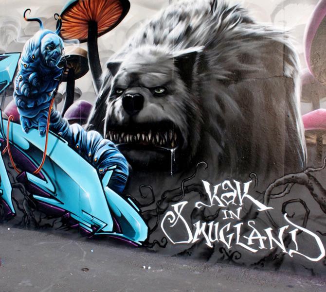 Graffiti pentru intelectuali, cu SmugOne - Poza 8