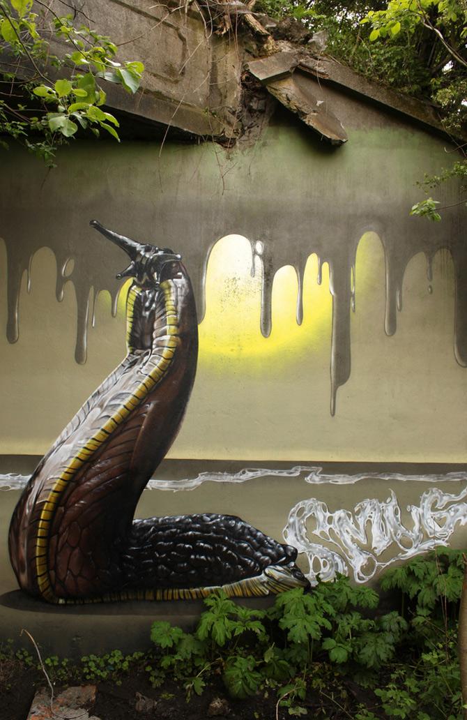 Graffiti pentru intelectuali, cu SmugOne - Poza 10
