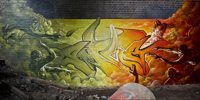 Graffiti pentru intelectuali, cu SmugOne - Poza 12