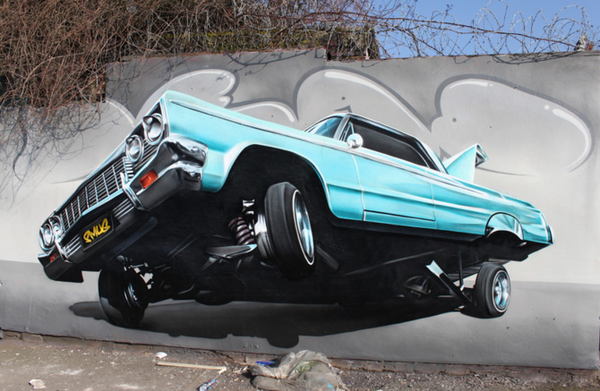 Graffiti pentru intelectuali, cu SmugOne - Poza 13