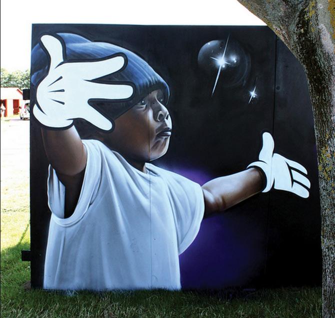 Graffiti pentru intelectuali, cu SmugOne - Poza 17