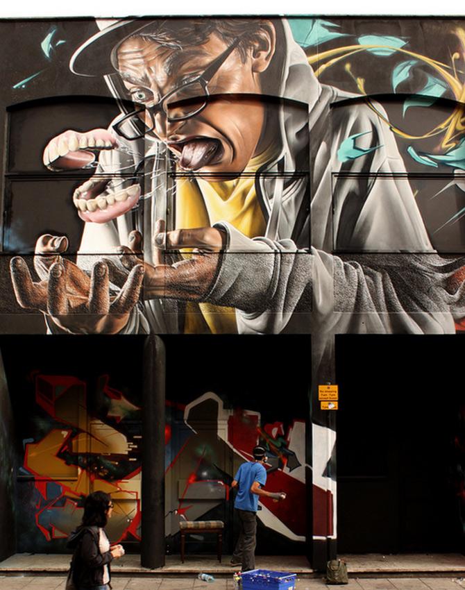 Graffiti pentru intelectuali, cu SmugOne - Poza 18