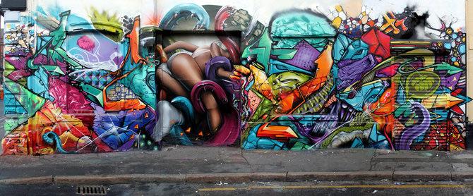 Graffiti pentru intelectuali, cu SmugOne - Poza 22