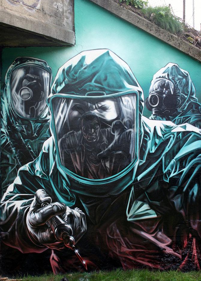 Graffiti pentru intelectuali, cu SmugOne - Poza 23