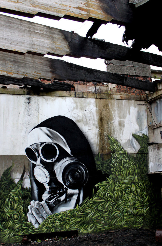 Graffiti pentru intelectuali, cu SmugOne - Poza 24