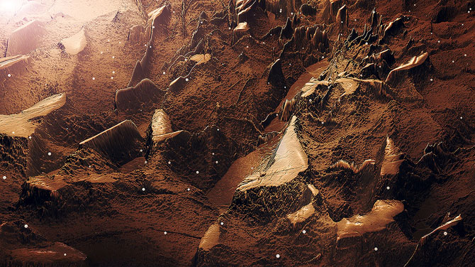 Geometrii descompuse de Ari Weinkle - Poza 4