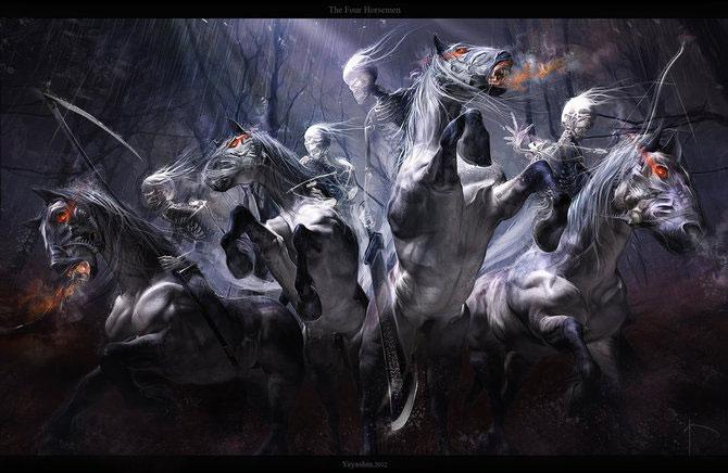 Magie si apocalipsa de Bruno Wagner - Poza 10