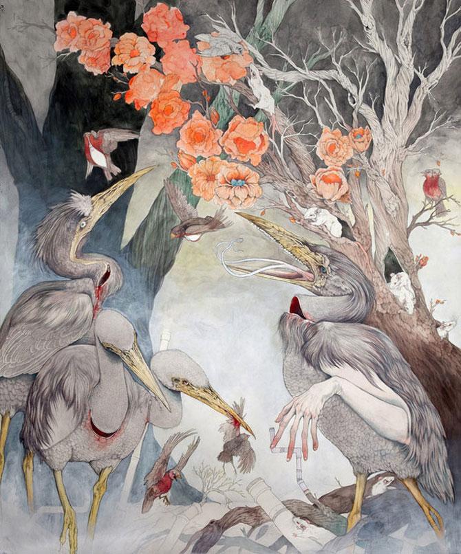 Mitologii contemporane de Caitlin Hackett - Poza 1