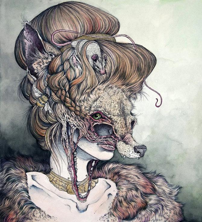 Mitologii contemporane de Caitlin Hackett - Poza 4