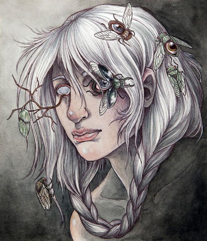 Mitologii contemporane de Caitlin Hackett - Poza 5