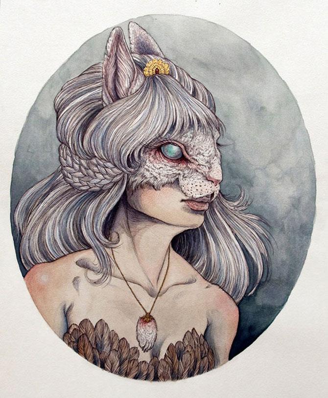Mitologii contemporane de Caitlin Hackett - Poza 10