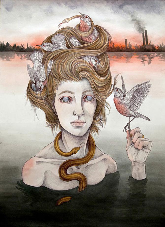 Mitologii contemporane de Caitlin Hackett - Poza 14