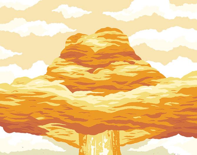 Desene animate in postere de Andrew Kolb - Poza 6
