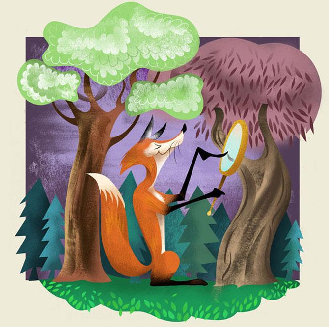 Desene neanimate de Dave Mott - Poza 6