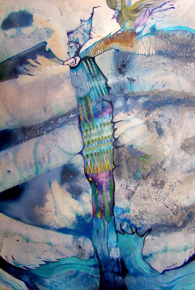 Naiv-sublim, de Estela Cuadro - Poza 3