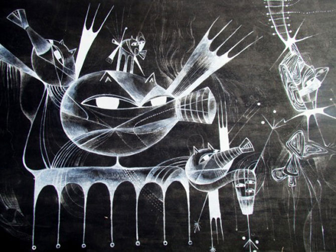 Naiv-sublim, de Estela Cuadro - Poza 9