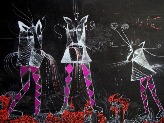 Naiv-sublim, de Estela Cuadro - Poza 10