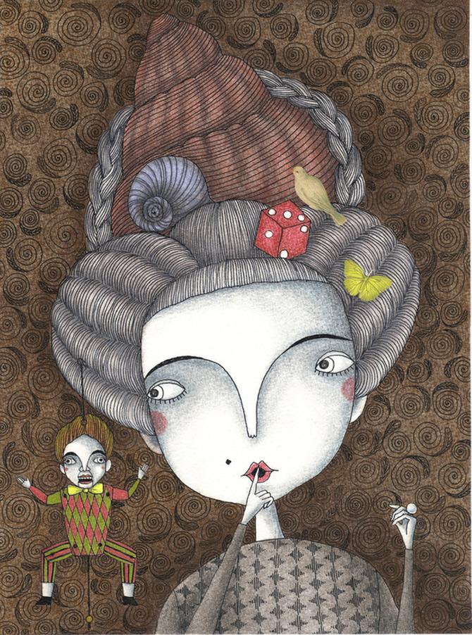 Carnavalul, basmele si printesele lui Judith Clay - Poza 8