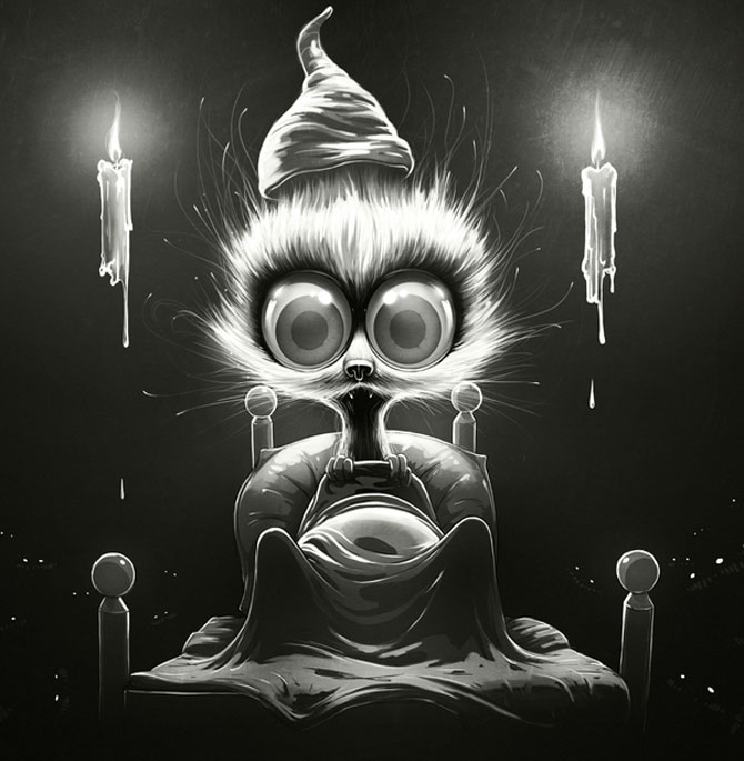 Pisici si monstri, de Lukas Brezak