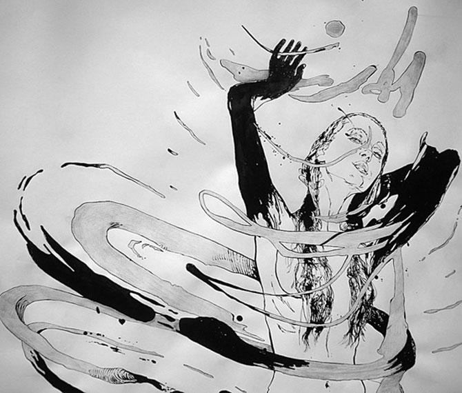 Crochiu burlesc, feminin, senzual de Matthieu Appriou - Poza 3