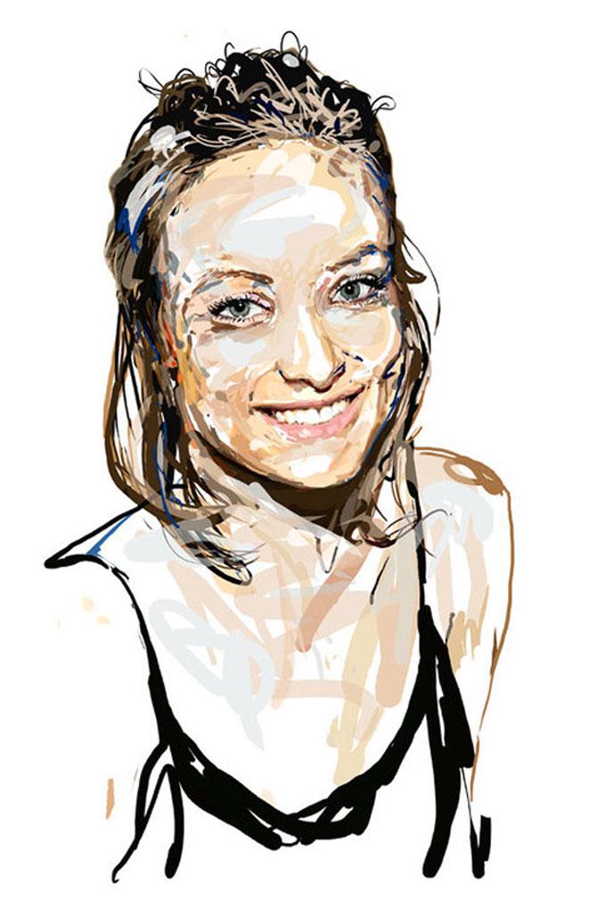 Crochiu burlesc, feminin, senzual de Matthieu Appriou - Poza 4