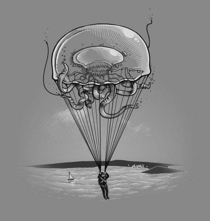 Desene curioase de Nacho Diaz - Poza 16