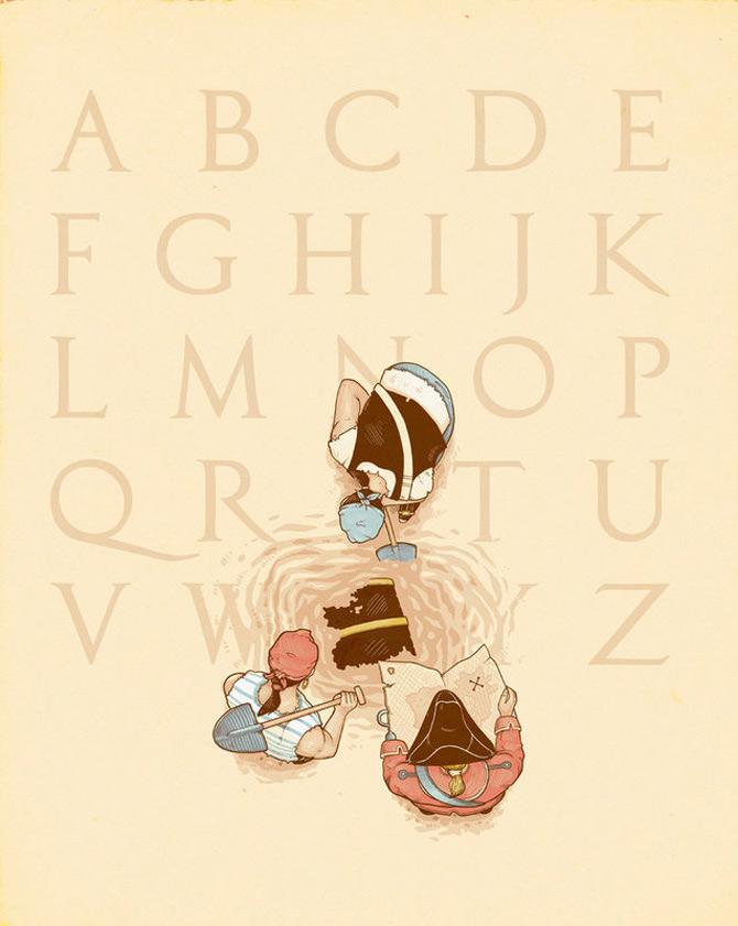 Desene curioase de Nacho Diaz - Poza 18