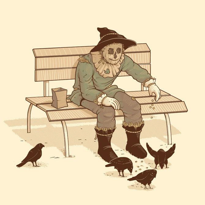 Desene curioase de Nacho Diaz - Poza 19
