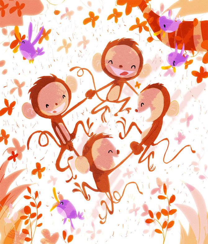 Pascal Campion deseneaza fericire - Poza 1