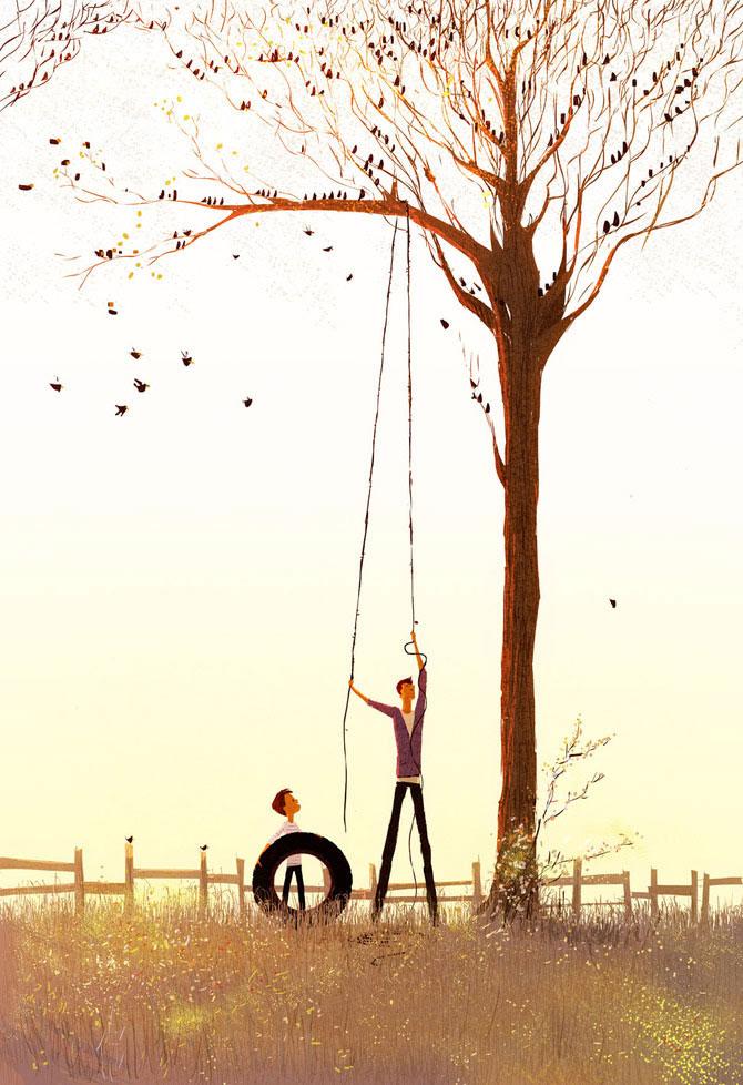 Pascal Campion deseneaza fericire - Poza 4