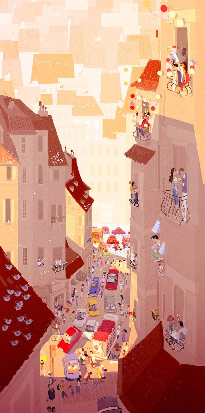 Pascal Campion deseneaza fericire - Poza 6