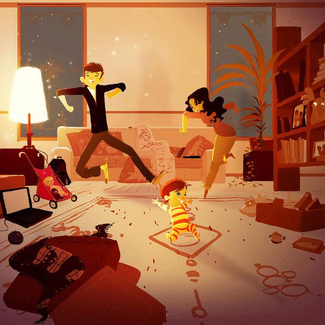 Pascal Campion deseneaza fericire - Poza 7