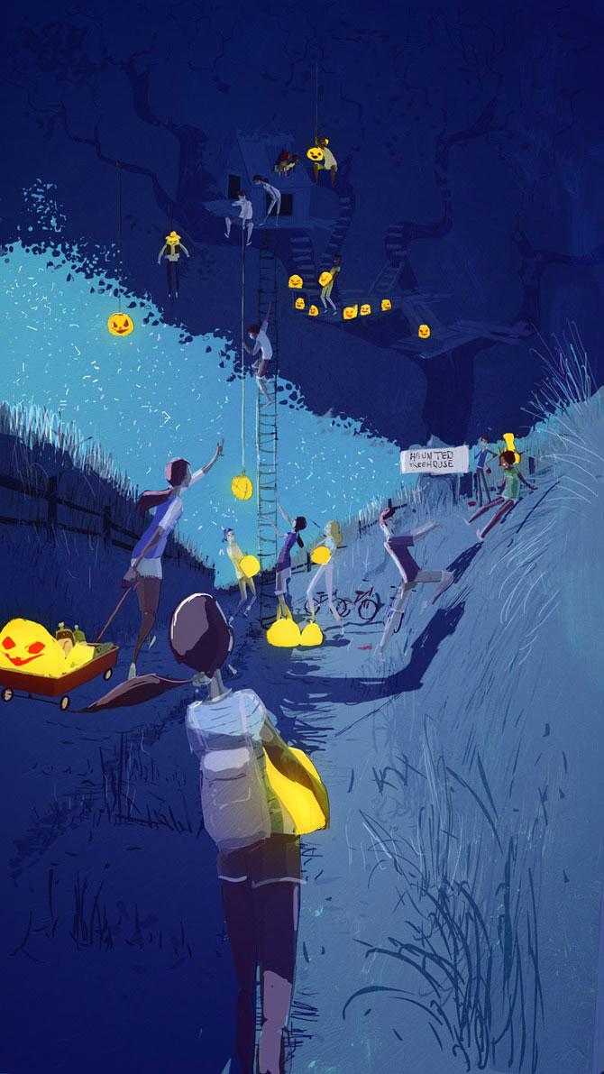 Pascal Campion deseneaza fericire - Poza 8