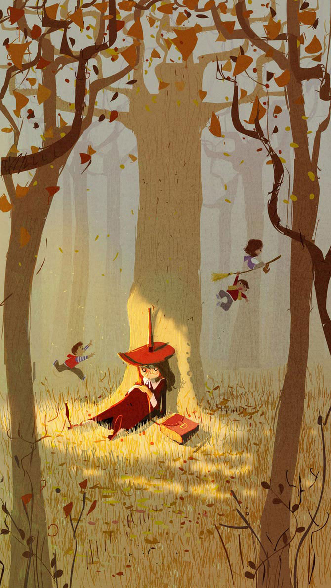 Pascal Campion deseneaza fericire - Poza 10
