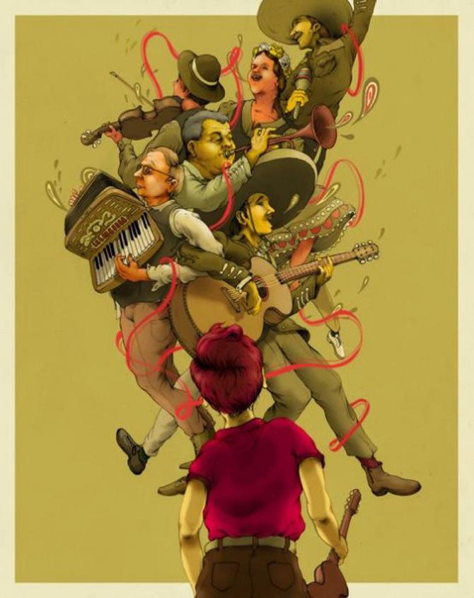 Alegorii grafice de Pat Perry - Poza 2