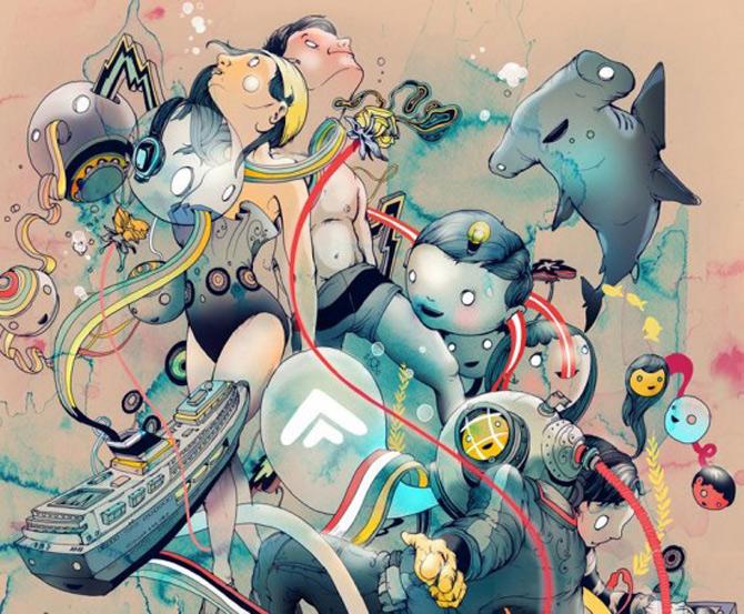 Alegorii grafice de Pat Perry - Poza 8
