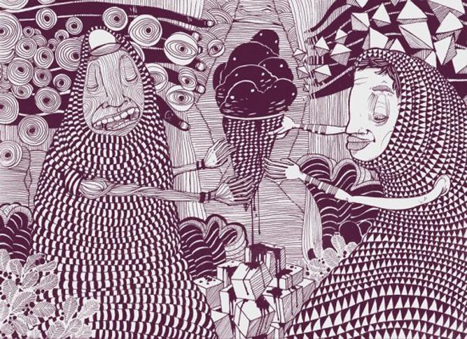 Alegorii grafice de Pat Perry - Poza 11