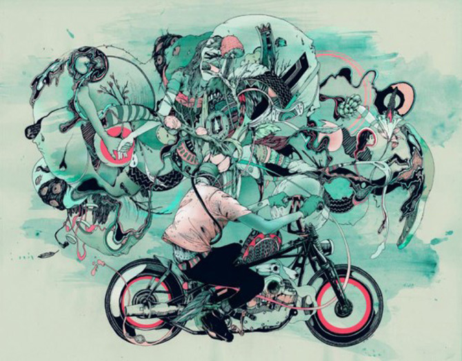 Alegorii grafice de Pat Perry - Poza 12