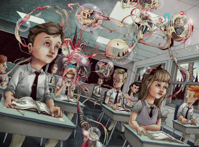 Alegorii grafice de Pat Perry - Poza 13