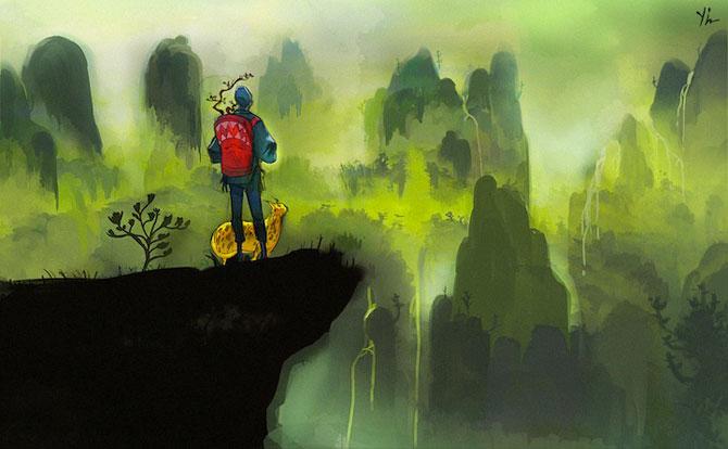 Calatorii prin doua Chine, cu Quan Yi - Poza 2