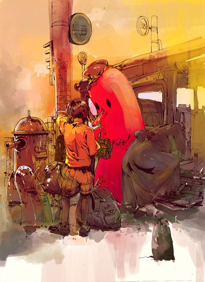 Calatorii prin doua Chine, cu Quan Yi - Poza 5