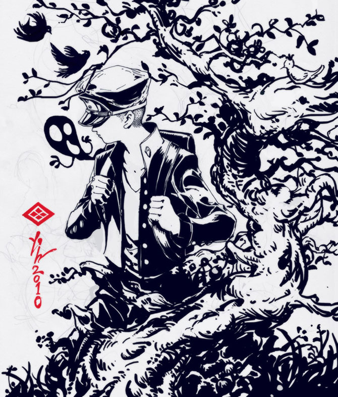 Calatorii prin doua Chine, cu Quan Yi - Poza 8